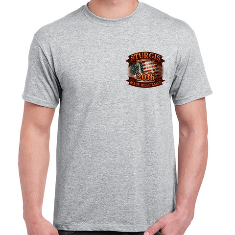 2016 Sturgis Rocker Bike T-Shirt
