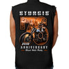 2016 Sturgis 76th Rushmore Rider Cutoff Denim Shirt