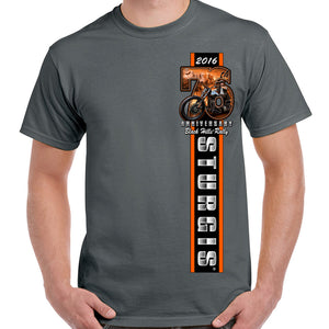 2016 Sturgis 76th Rushmore Rider T-Shirt