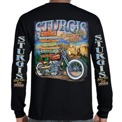 2016 Sturgis UR Here Long Sleeve Shirt