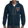 2017 Bike Week Daytona Beach B-Strong Zip-Up Hoodie