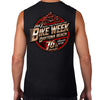 2017 Bike Week Daytona Beach Official Logo Muscle Shirt
