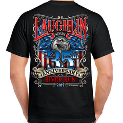 2017 Laughlin River Run America's Eagle T-Shirt