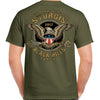 2017 Sturgis Eagle Seal Short Sleeve T-Shirt