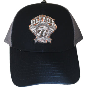 2018 Bike Week Daytona Beach Official Logo Hat