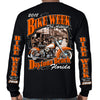 2018 Bike Week Daytona Beach Vintage Classic Long Sleeve Shirt