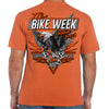 2018 Bike Week Daytona Beach Wild Eagle T-Shirt