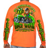 2018 Bike Week Daytona Beach St. Patty's Long Sleeve Shirt