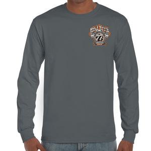 2018 Bike Week Daytona Beach Official Logo Long Sleeve Shirt
