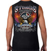 2018 Sturgis Black Hills Rally B-Strong Muscle Shirt