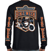 2020 Bike Week Daytona Beach Rider Long Sleeve Shirt