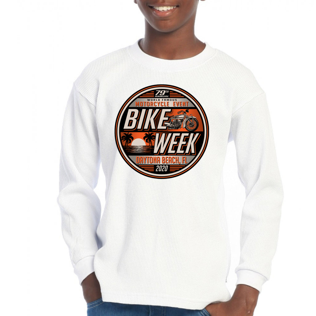 2020 Kids Bike Week Daytona Beach Beach Sunset Bike Thermal