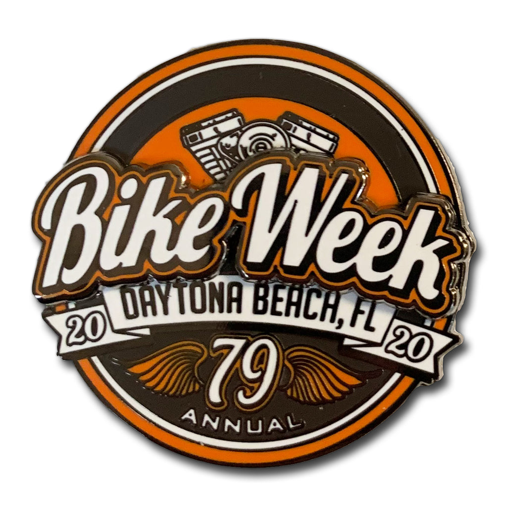 2020 Bike Week Daytona Beach Pin