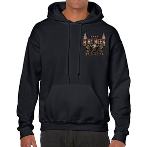 2020 Bike Week Daytona Beach Power Eagle Pullover Hoodie