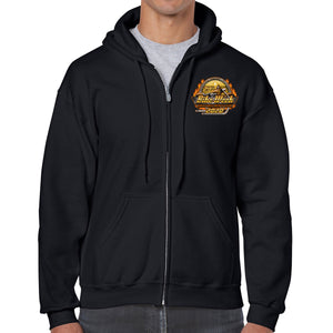 2020 Bike Week Daytona Beach Official Logo Zip-Up Hoodie