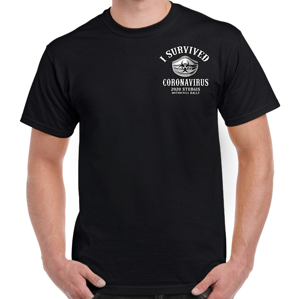 2020 Sturgis Motorcycle Rally Corona T-Shirt