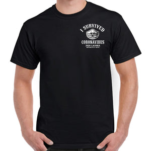 2020 Laconia Motorcycle Week Corona T-Shirt