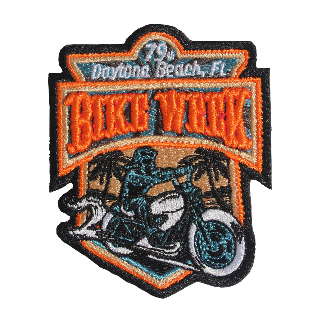 2020 Bike Week Daytona Beach Rider Patch