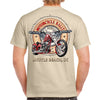 2021 Myrtle Beach Motorcycle Rally Bikes Guns & Roses T-Shirt