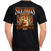 2021 Sturgis Motorcycle Rally Big Banner Eagle T-Shirt