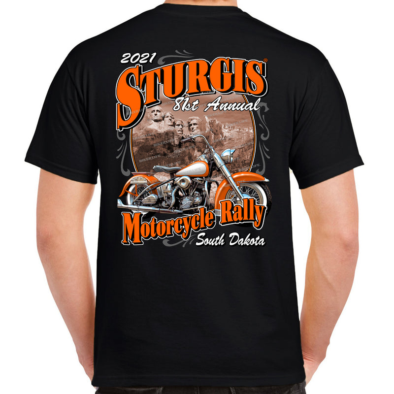 2021 Sturgis Motorcycle Rally Vintage Classic T-Shirt