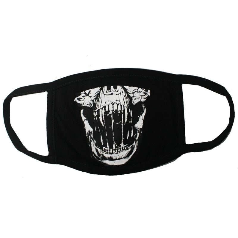 Demon Mouth Face Mask