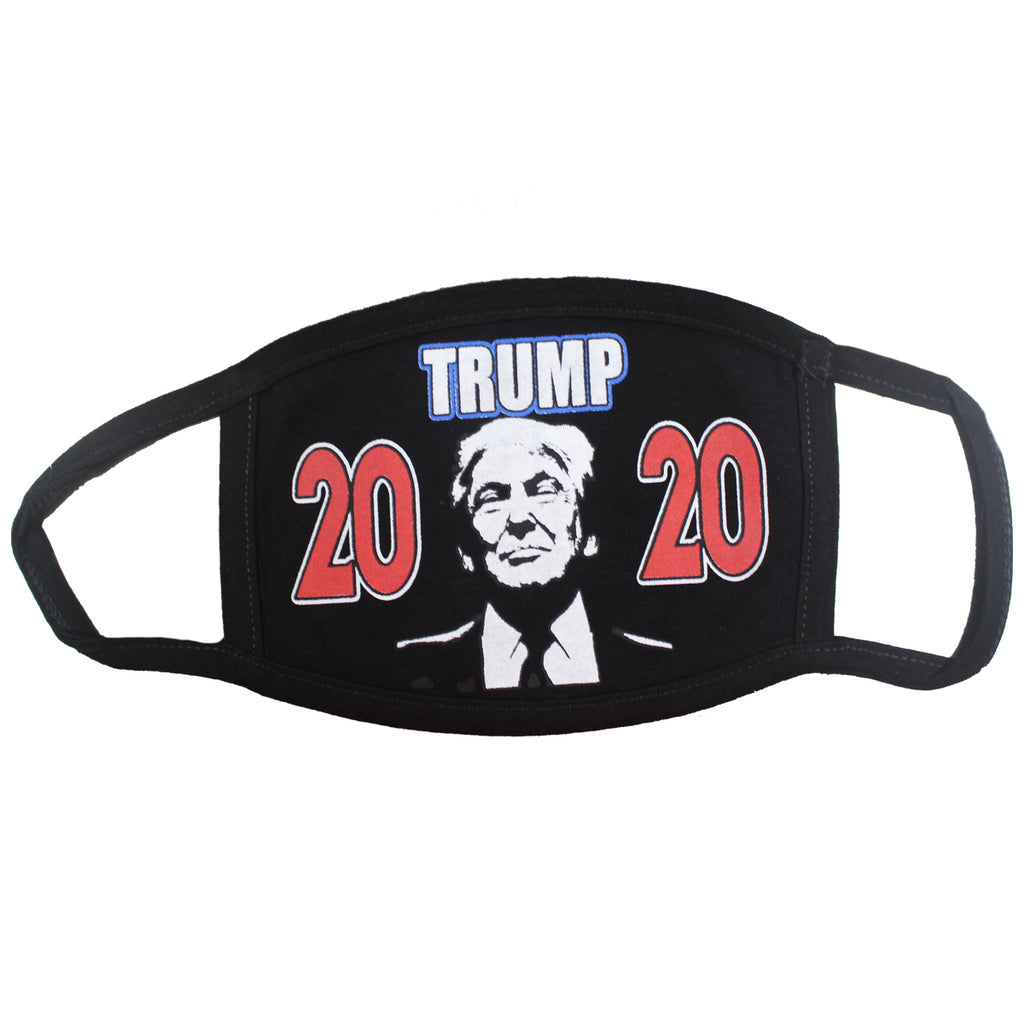 2020 Trump Face Mask