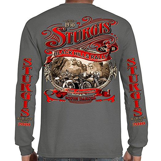 2016 Sturgis Main Street Long Sleeve Shirt