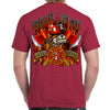 Bulldog Firefighter T-Shirt