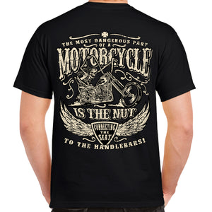 Motorcycle Nut T-Shirt