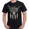 2020 Sturgis Motorcycle Rally Flag Steer T-Shirt