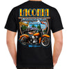 2019 Laconia Motorcycle Week Beach Shield T-Shirt
