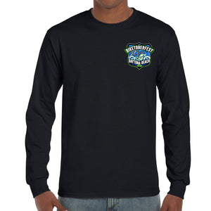 2019 Biketoberfest Daytona Beach Official Logo Long Sleeve T-Shirt