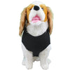 Biker Puppy Embroidered Tank Top