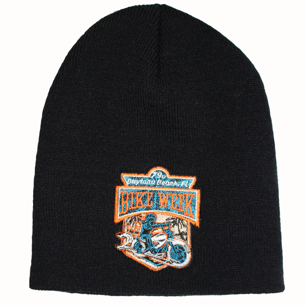 2020 Bike Week Daytona Beach Rider Beanie