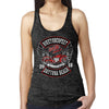 Ladies 2018 Biketoberfest Daytona Beach Rocker Billy Burnout Racerback