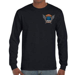 2019 Bike Week Daytona Beach Official Logo Long Sleeve Shirt