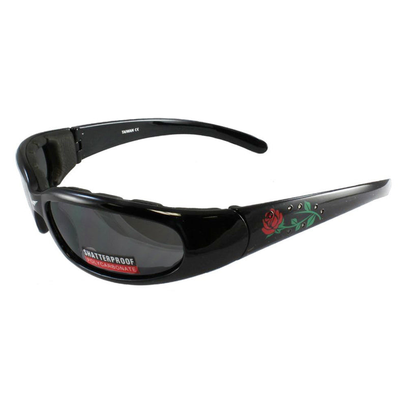 Global Vision Rose Sunglasses