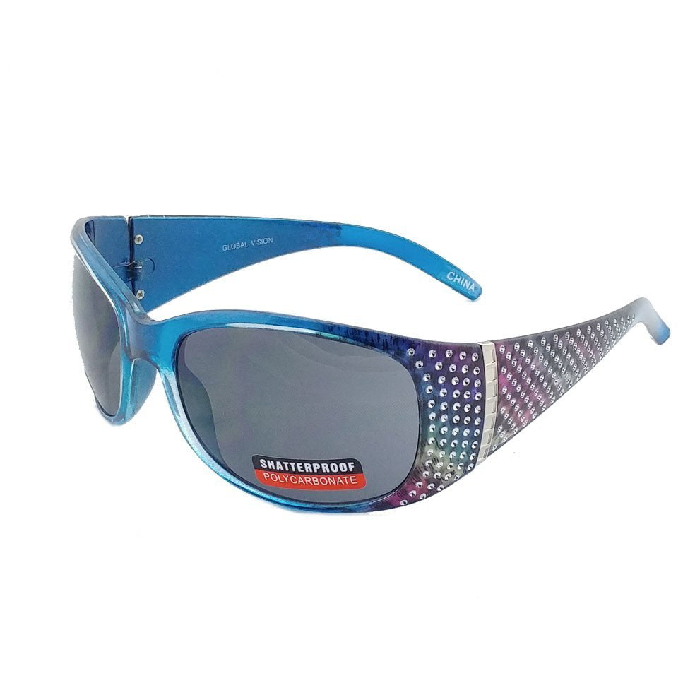 Global Vision Rainbow Sunglasses