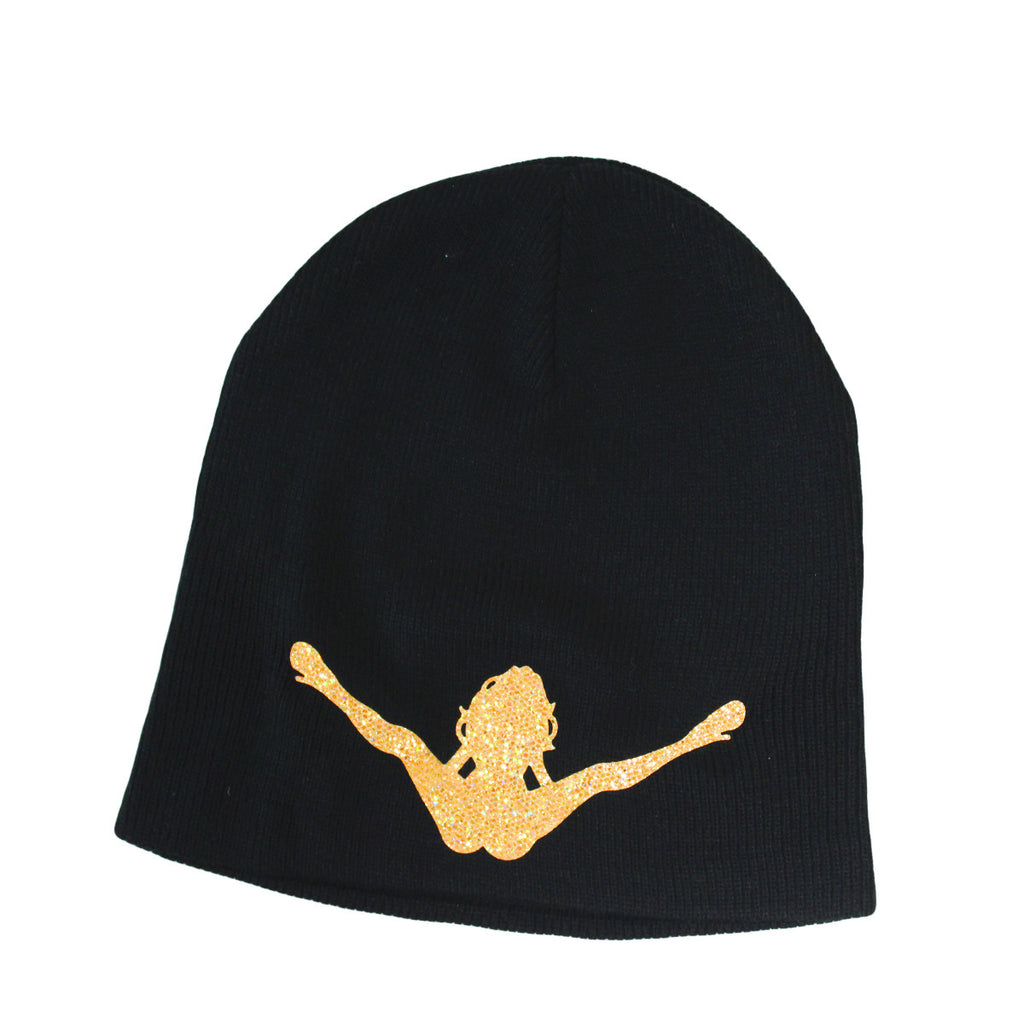 Wide Open Cycles Transfer Beanie
