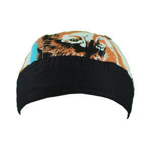 Wolf Tribal Du-Rag