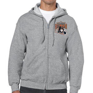 2020 Sturgis Motorcycle Rally Rider Zip-Up Hoodie