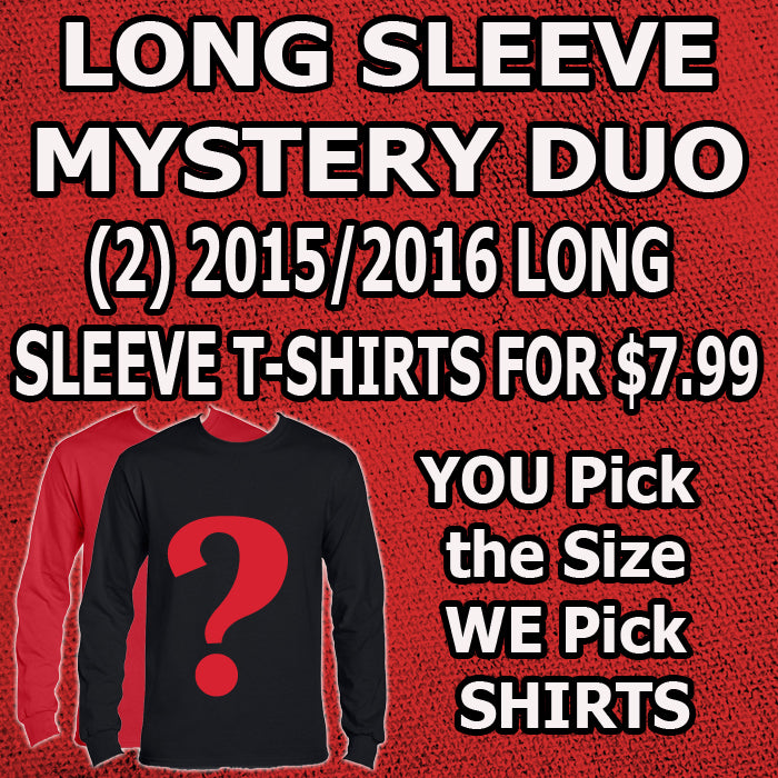 Men's Mystery Duo Long Sleeve T-Shirts