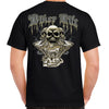 Biker Life Skull Engine T-Shirt