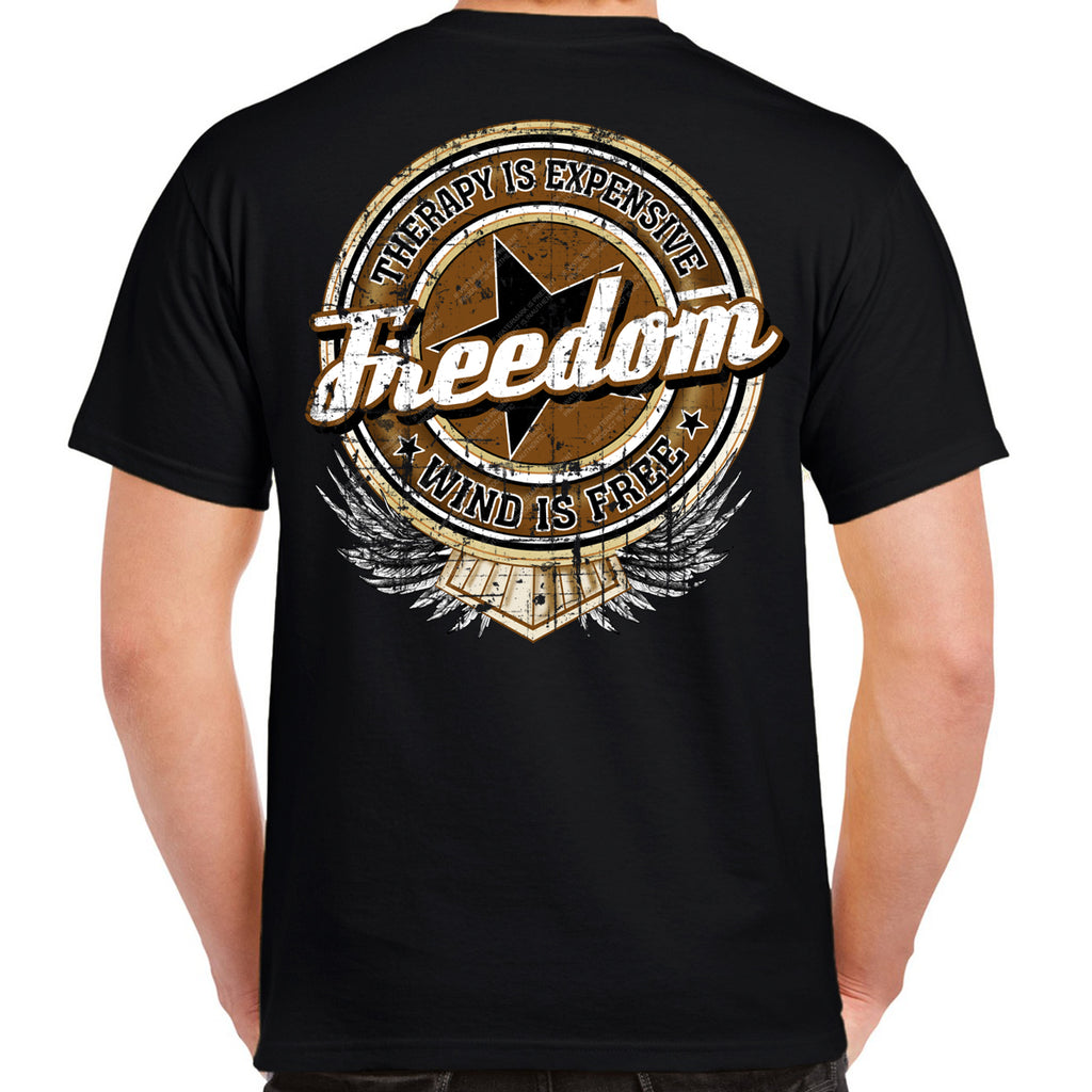 Freedom Crest T-Shirt