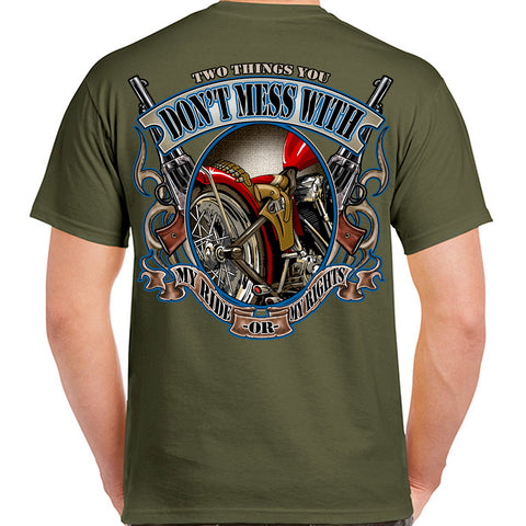 My Ride, My Rights T-Shirt
