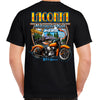 2020 Laconia Motorcycle Week Beach Shield T-Shirt