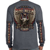 2020 Bike Week Daytona Beach Power Eagle Long Sleeve Shirt