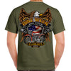 2019 Bike Week Daytona Beach Rebel Rider T-Shirt