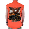 2019 Bike Week Daytona Beach Dark Side Cut-Off Denim